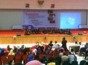 Penampilan Didong Mapesga di Banda Aceh. (LGco_Sengeda Kale)