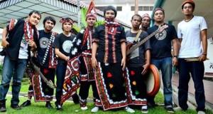 Band Laskar Gayo Ikut Meriahkan Gayo Art Summit