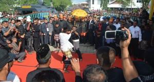 Ini Pidato Pertama Wali Nanggroe Aceh Malik Mahmud Al-Haytar