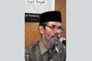 Kadis Pendidikan Aceh Tengah, Nassaruddin