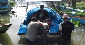 Tahun Baru, GDC Lakukan Patroli Keliling DLT