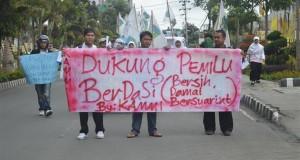 Panwaslu Aceh Tengah siap menindak tapi tak ada saksi