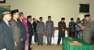 Marwansyah: Ada yang berupaya gagalkan Pemilu di Aceh Tengah