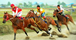Ini para juara pacuan kuda HUT Kota Takengon ke-437