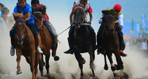 Di Pegasing Doto Zaini pertama kali nonton pacuan kuda Gayo