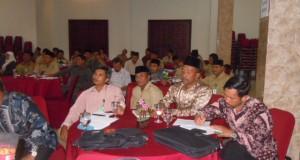 Kemenag Aceh Tengah adakan Rakor RKA-SK