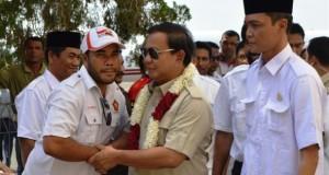 "Di Aceh Prabowo bilang ""jangan pilih pemimpin maling"""