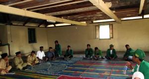 Mahasiswa Unimal prihatin kondisi Masjid Tue Kebayakan