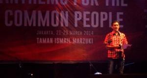 Novelis Aceh Arafat Nur: Orang Aceh tidak benci Jawa