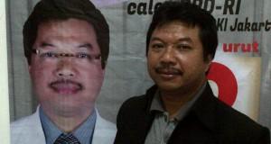 Dua pekan berjuang, Putra Gayo raup 86.000 suara warga DKI Jakarta
