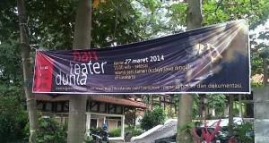Seniman teater Surakarta akan Peringati Hari Teater Sedunia