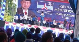 Jendral (Purn) Endriartono Sutarto: Jaga damai Aceh bersama Demokrat