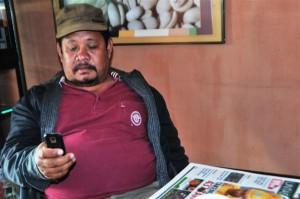 Ketua Forum Imam Mukim se-Aceh Tengah, Ramli. MA. (LGco-Khalis)