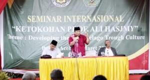 UIN Ar-Raniry Seminarkan Ketokohan Ali Hasjmy