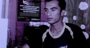 Feri Yanto, Aktivis Mahasiswa Penggiat Media