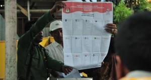 Tinggi, jumlah surat suara tidak sah dan tidak dicoblos di Blangkejeren