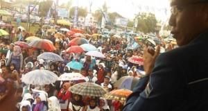 Jurkam PD: SBY kirim salam damai untuk Aceh