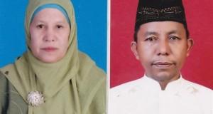 Jamaluddin-Rahmi, Pasutri dari Linge Juara II Keluarga Sakinah Teladan se-Aceh Tengah