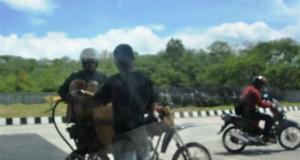 Pengecer BBM ilegal bermunculan di depan SPBU Pengkala Blangkejeren