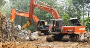 Pengerjaan jalan Blangkejeren-Takengon kerap buka tutup