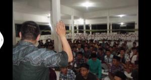 Pesantren Al-Zahrah Beunyot gelar pelatihan menulis dan public speaking