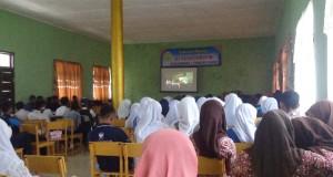SMAN 1 Timang Gajah gelar nonton bareng film dokumenter hasil karya siswa