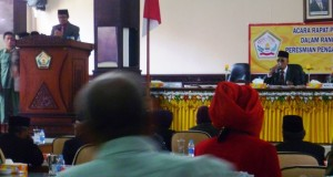 Samarnawan gantikan Taqwa jabat Wakil Ketua DPRK Aceh Tengah