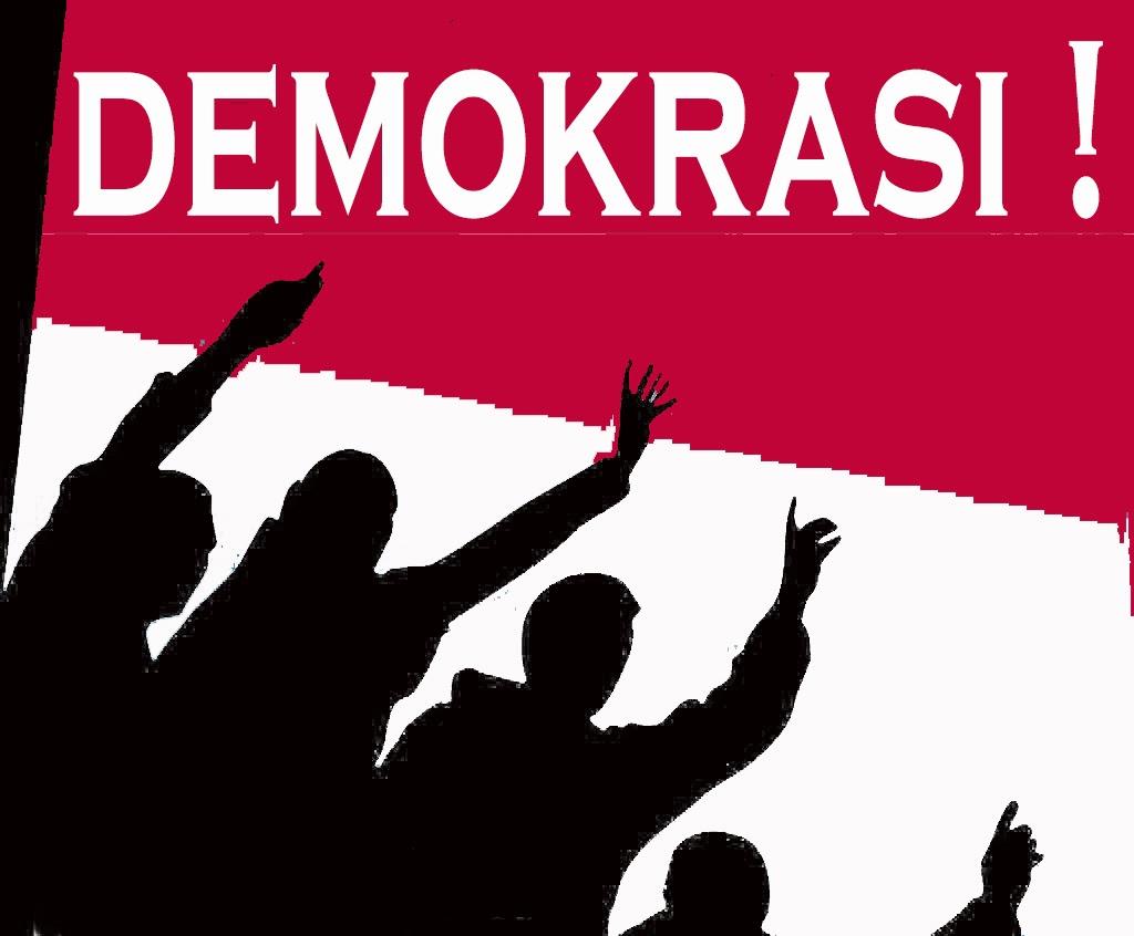 sistem politik demokrasi di indonesia line edukasi