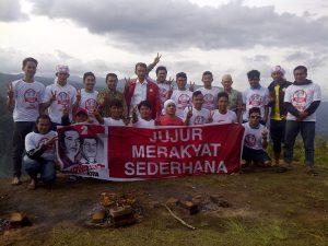 Foto bersama tim relawan Jenggala Gayo Lues (Foto: Ist)