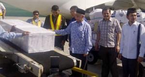 Tongkang pengangkut 97 TKI Aceh ditembaki dan ditabrak kapal Malaysia