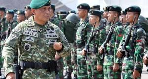 KASAD pimpin upacara Sertijab, Mayjen TNI Agus Kriswanto jabat Pangdam Iskandar Muda