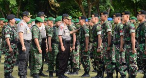 Amankan Pilpres, Personel TNI/POLRI diminta tidak ragu-ragu dan kendalikan emosi
