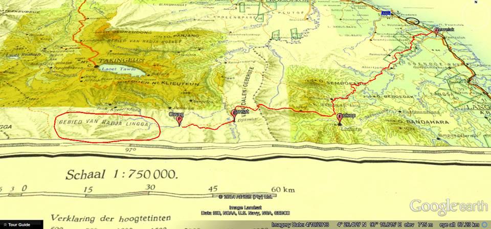 Peta Ke Linge2