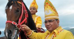 Dukung pacu kuda Gayo, Pak Nas apresiasi Pemprov dan Bank Aceh