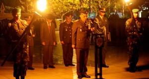 Foto mengenang detik-detik kemerdekaan RI ke-69 di Banda Aceh