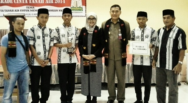 3 siswa SMAN 1 Takengon juara lomba cerdas cermat PCTA Provinsi Aceh