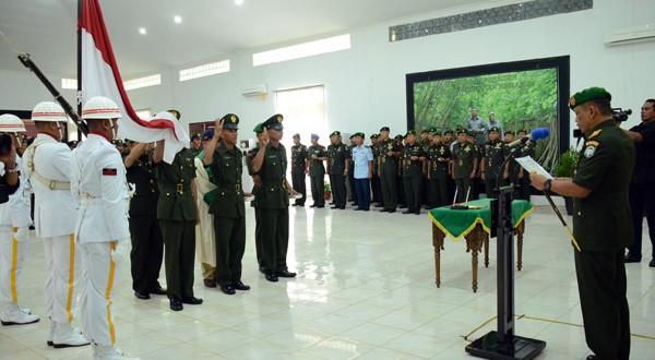 Ini amanat Pangdam IM untuk prajurit TNI AD