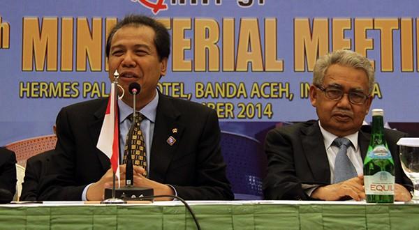 Kata Chairul Tanjung, Gubernur Zaini serius membangun ekonomi Aceh