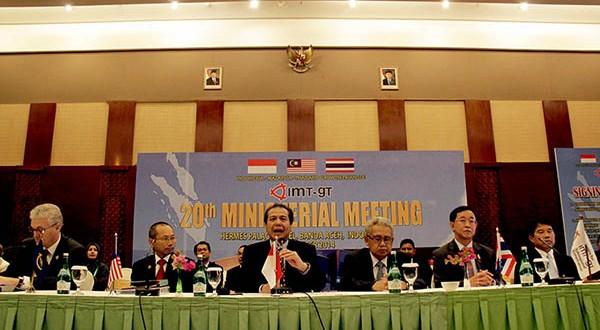 Pertemuan tiga negara di Banda Aceh sepakati empat proyek penting