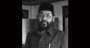 Inmemorial Prof. Safwan Idris dan KKR untuk Perdamaian