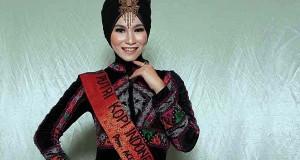 Putri Kopi Indonesia: Kopi simbol romantisme orang Gayo