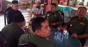 Di Ketambe, Gubernur singgah minum kopi Gayo