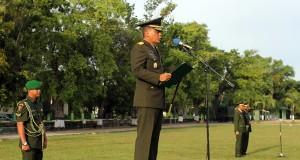 Pangdam IM pimpin upacara peringatan Hari Kesaktian Pancasila