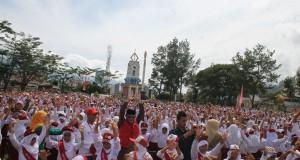 Seribuan siswa SD di Aceh Tengah ikut CTPS