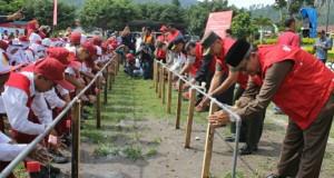 Wabup Aceh Tengah kampanye cuci tangan pakai sabun