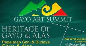 Gayo Art Summit 2014