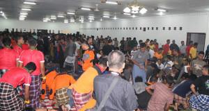 Pelantikan Pengurus Ikatan Musara Gayo Jabodetabek 2016-2019 Berjalan Sukses