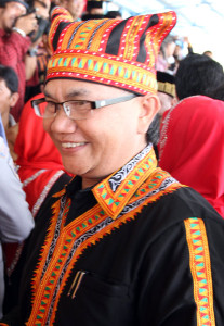 Prof. Abu Bakar Karim. (LGco_Dian)
