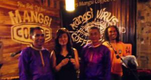 Seniman Gayo Pukau Masyarakat Bali