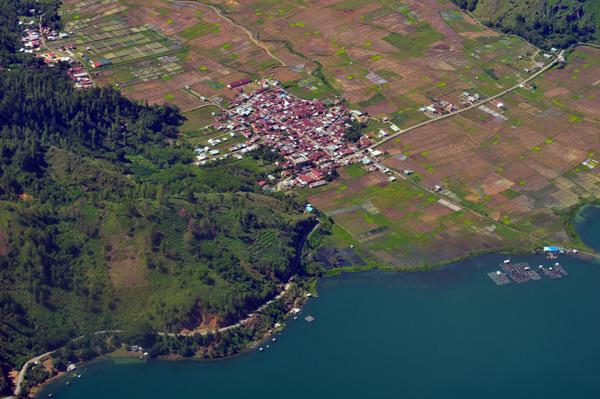 Kemukiman Toweren Kecamatan Lut Tawar. (LGco_Khalis)